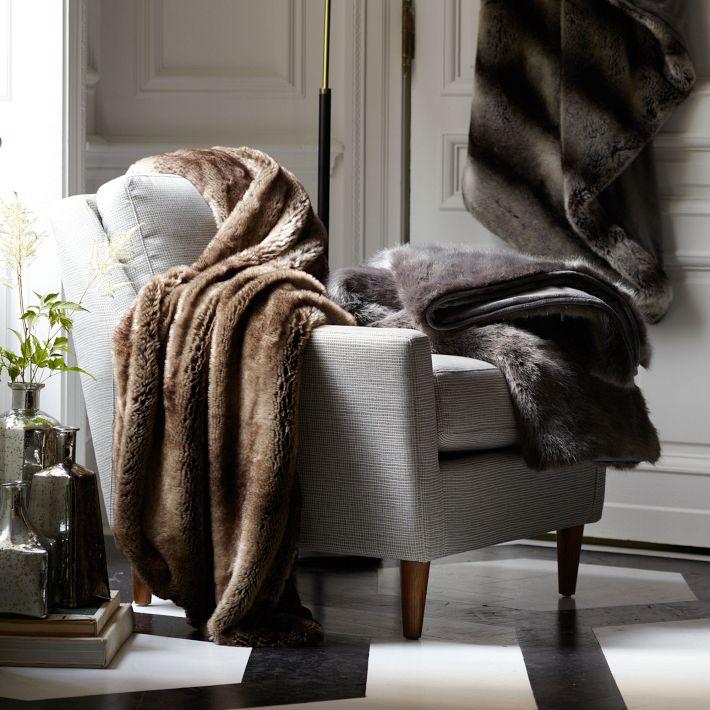 Décoration d'intérieur cosy et chaleureuse
