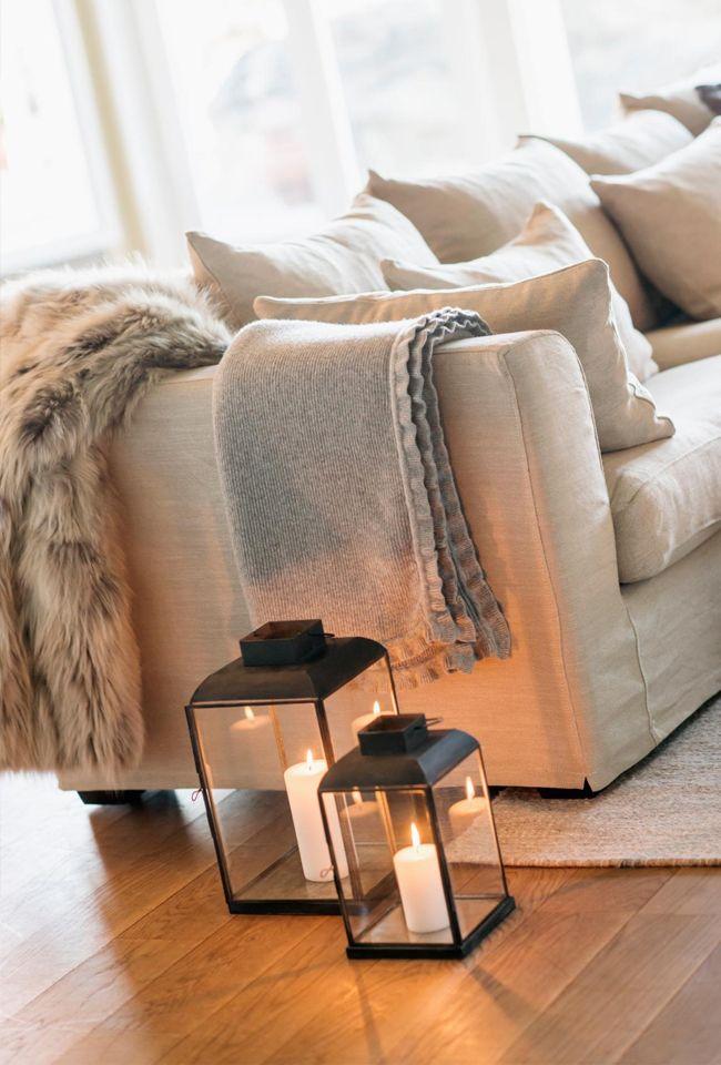 Décoration d'intérieur élégante et raffinée