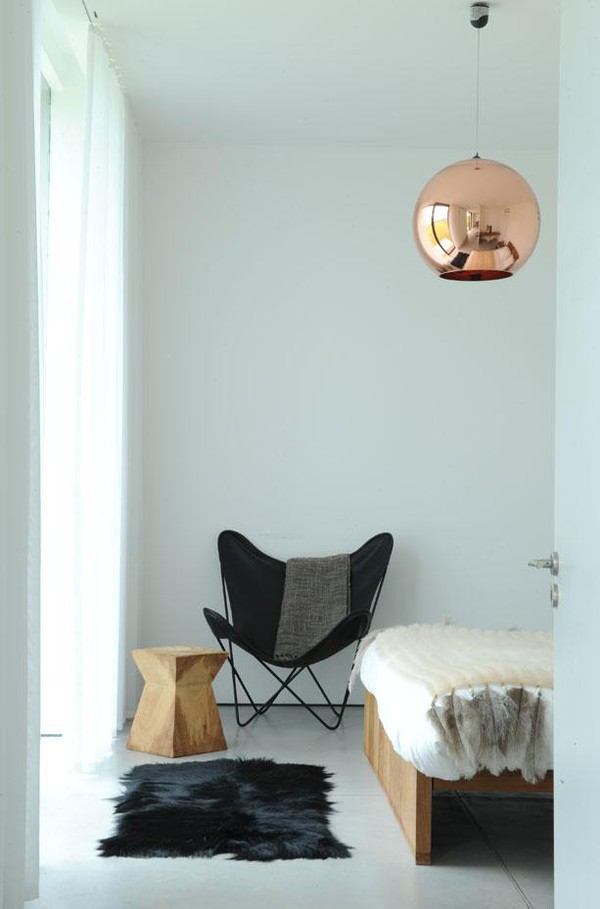 Suspension Copper Shade