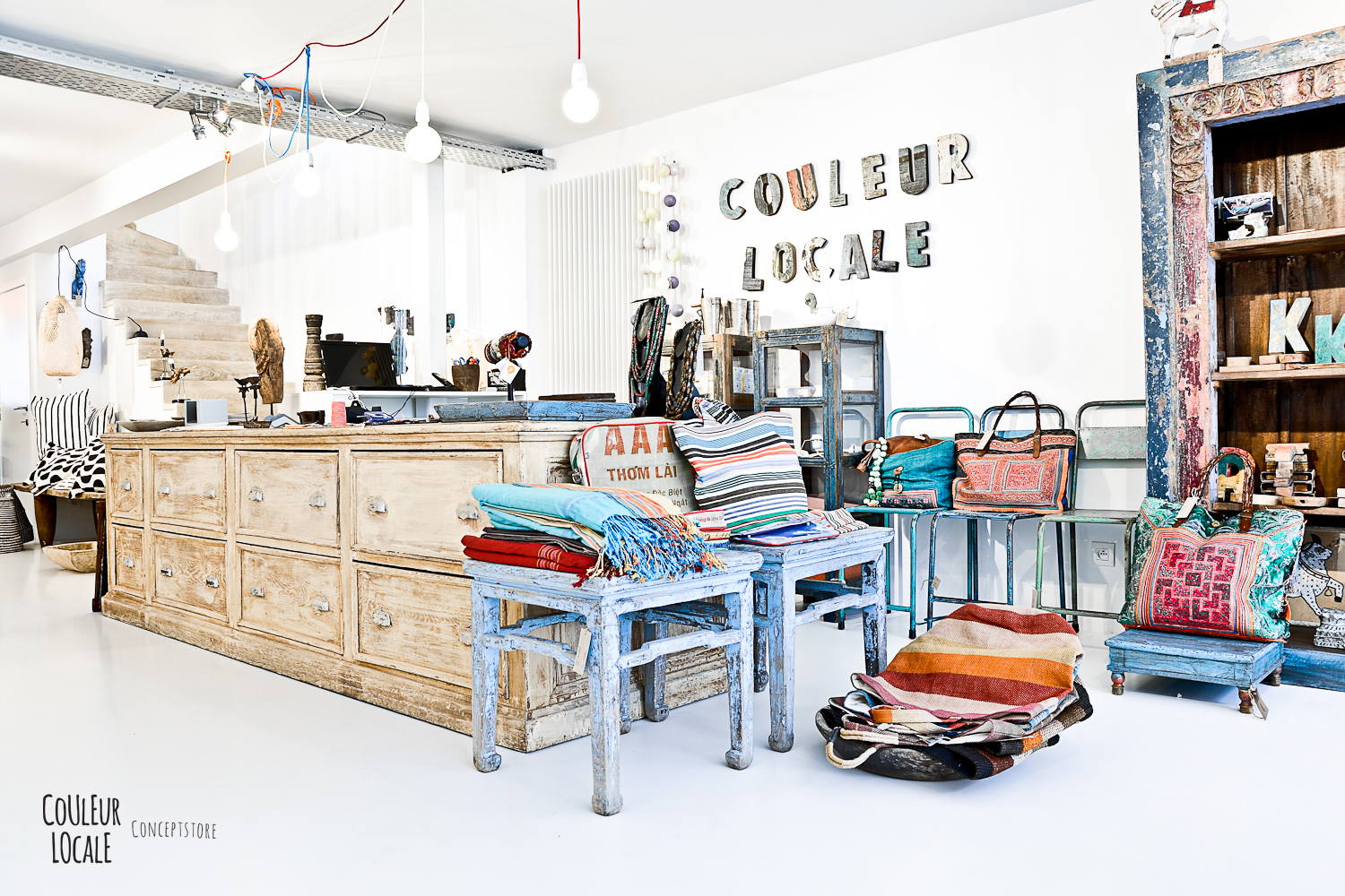 Couleur Locale conceptstore  Frenchy Fancy