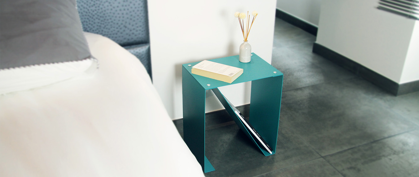 Table de chevet design