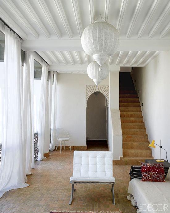 Décoration d'inspiration marocaine