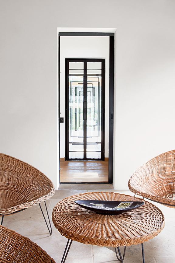 Décoration d'intérieur par Pierre Yovanovitch