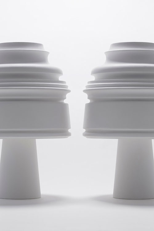 Lampe design by Nendo