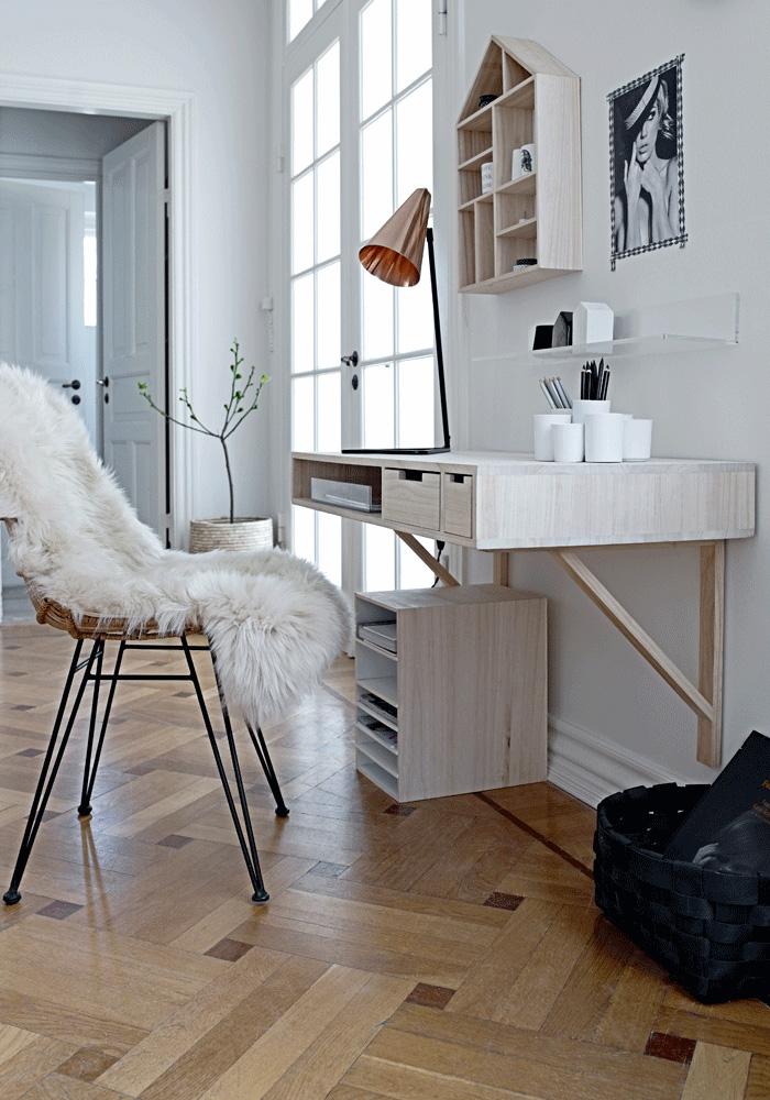 5 conseils pour apporter une touche scandinave son for Interieur scandinave