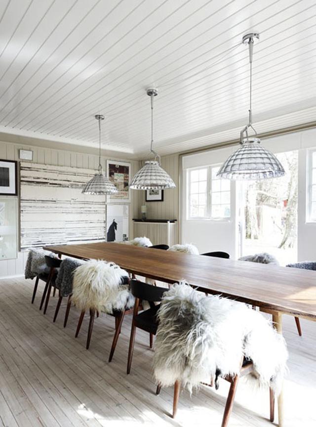 5 conseils pour apporter une touche scandinave son for Decoration interieur scandinave