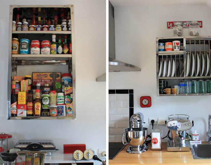 Matériel de cuisine design