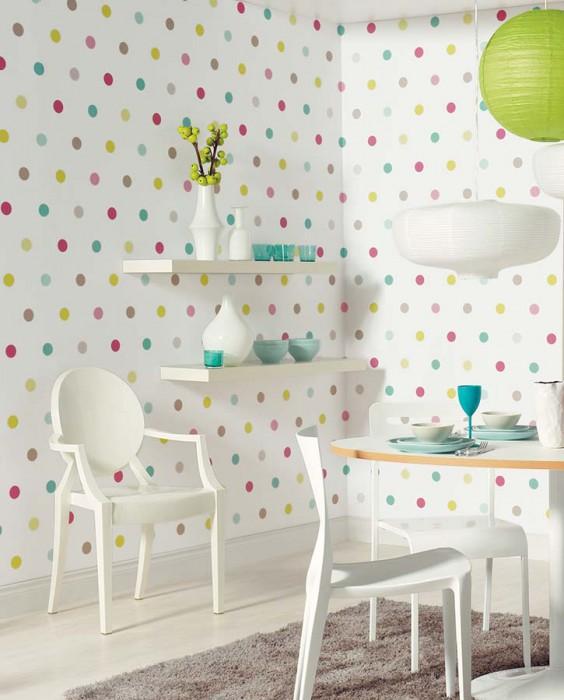 Du papier peint pour une chambre d\'enfant ! - Frenchy Fancy