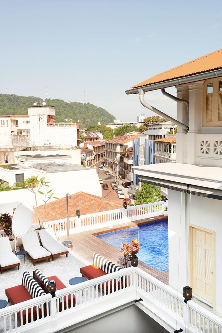 Hôtel à Panama City