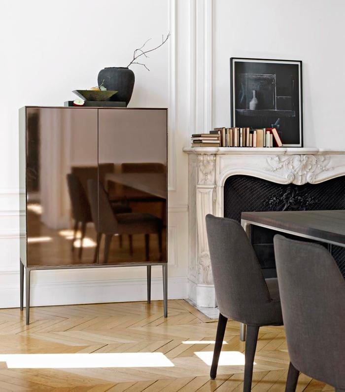 Mobilier miroir Maxalto