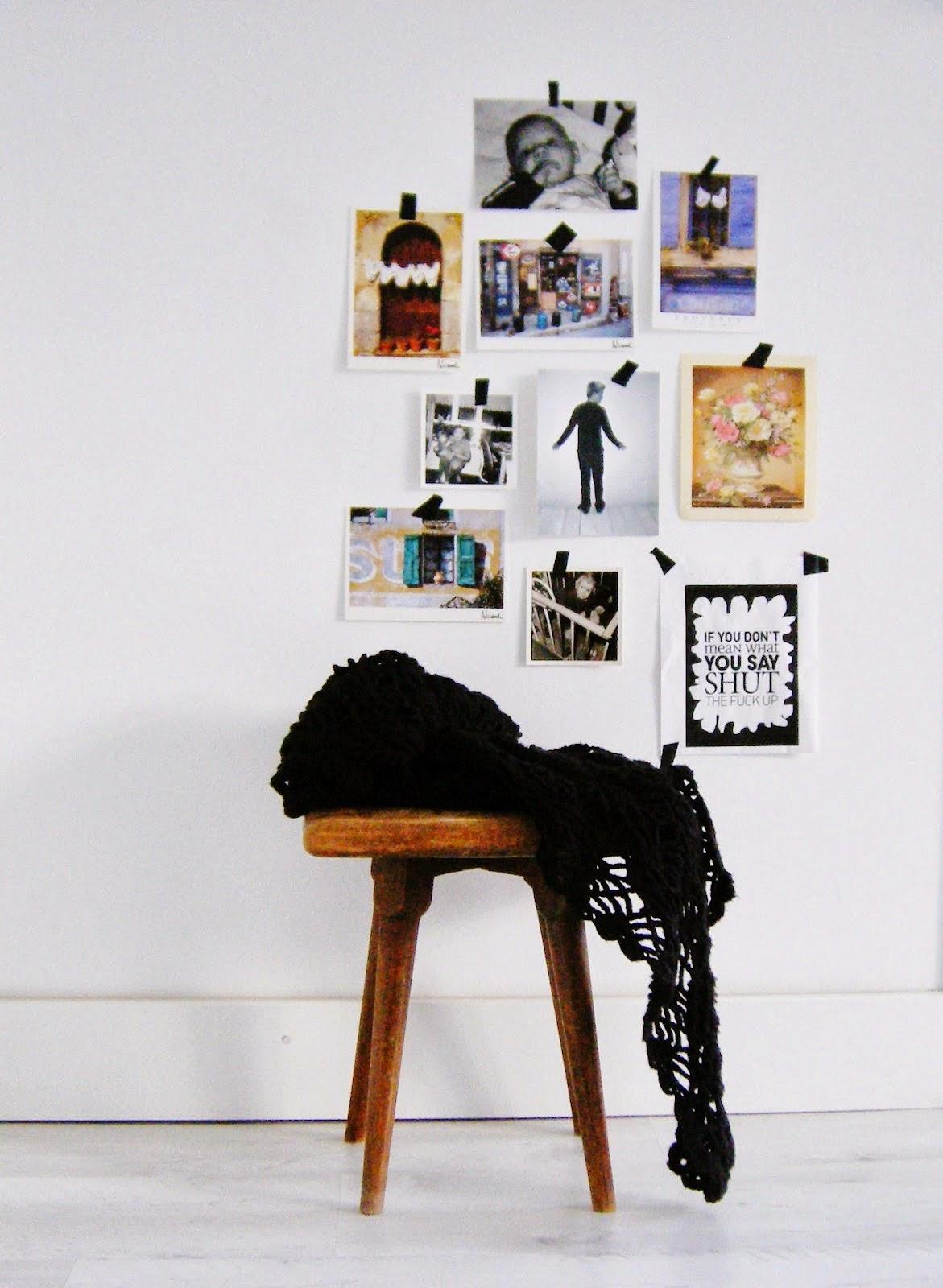 idées pour décorer ses murs de manière éphémère - FrenchyFancy