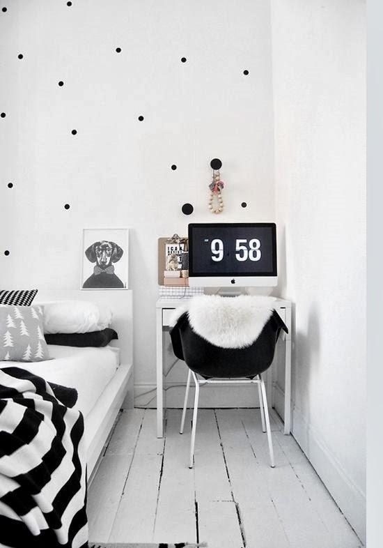 5 idées pour décorer ses murs de manière éphémère - Frenchy Fancy