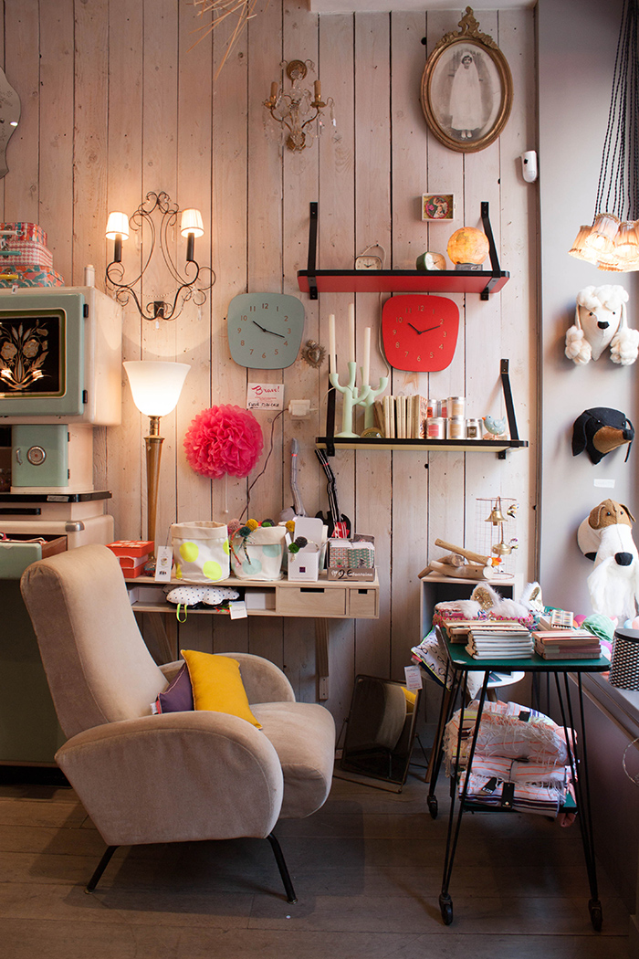 Shopping Déco : L'Atelier De Pablo, Paris - Frenchy Fancy