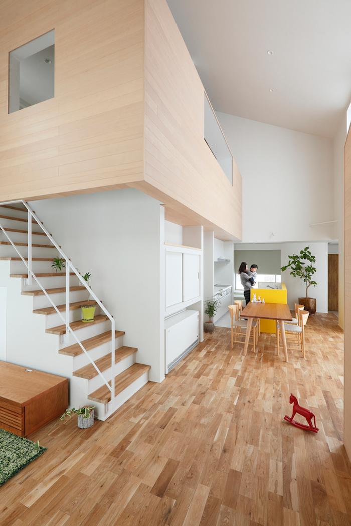 Une maison d'architecte