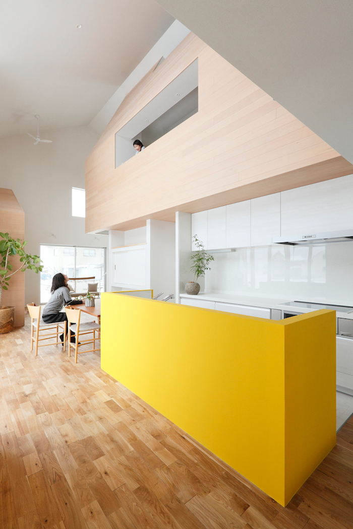 Une maison d 39 architecte kyoto frenchy fancy - Cuisine d architecte ...