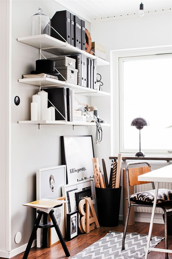 Décoration d'intérieur style scandinave