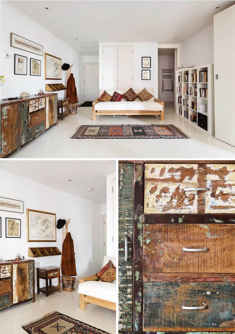 Loft & style ethnique