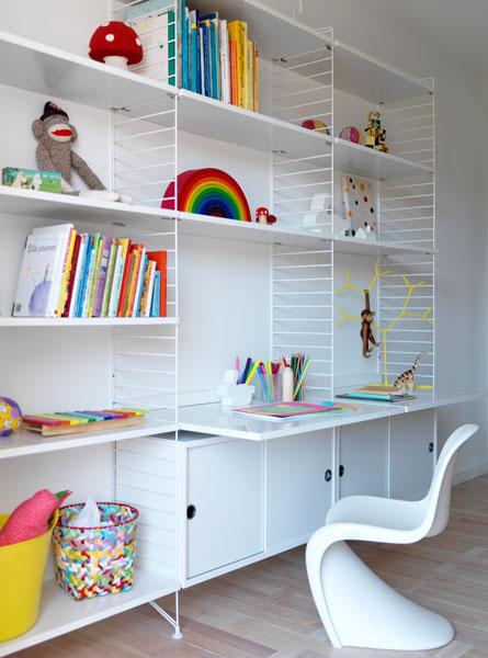Décoration d'intérieur chambre d'enfant