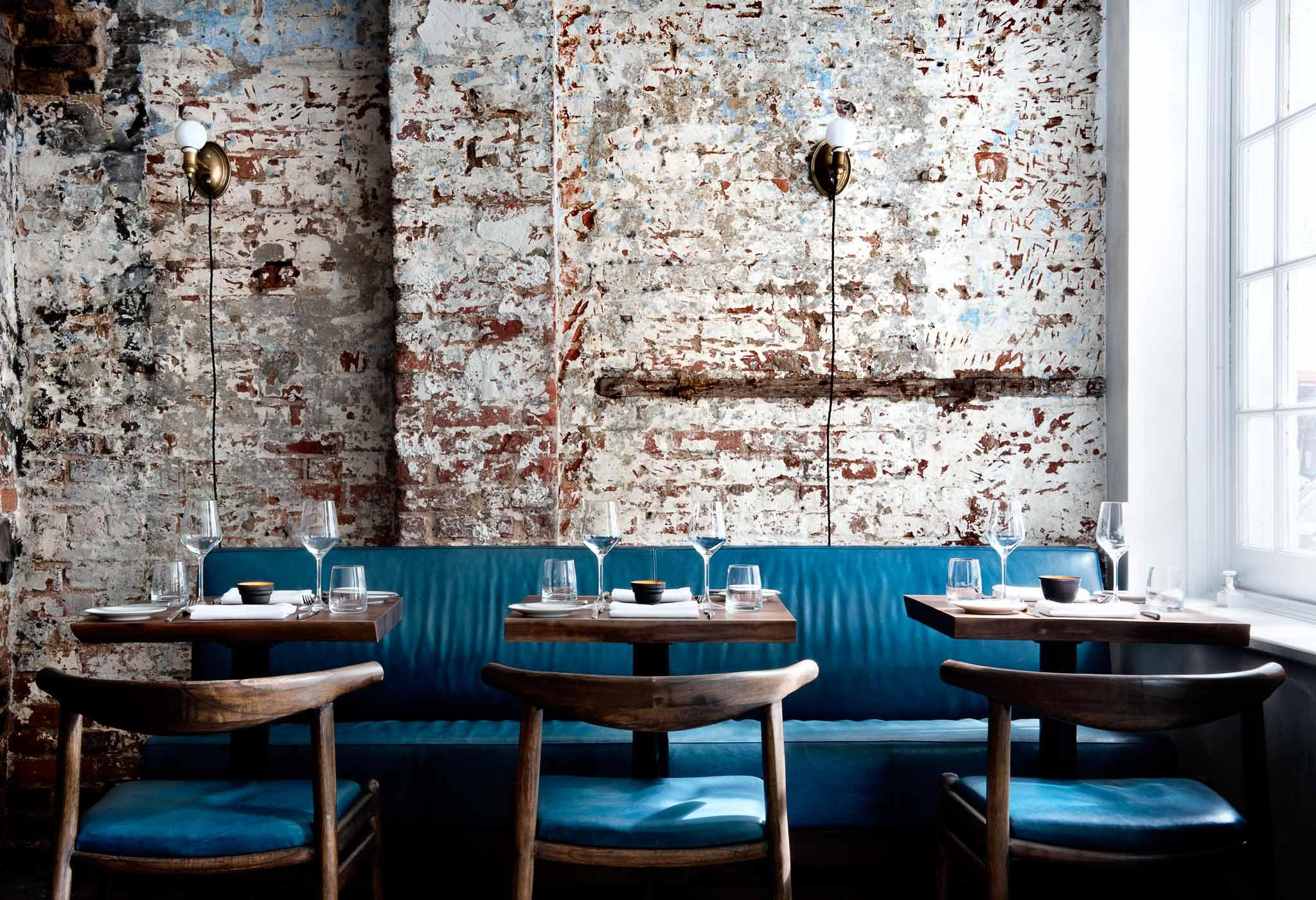 Le Musket Room, un restaurant branché à NYC