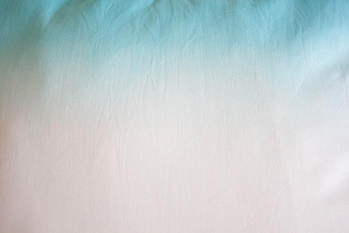 Teinture textile DIY