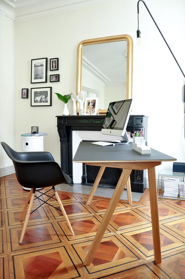 un int rieur raffin par bel ordinaire frenchy fancy. Black Bedroom Furniture Sets. Home Design Ideas