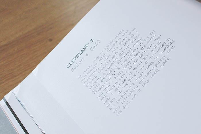 Livre de design