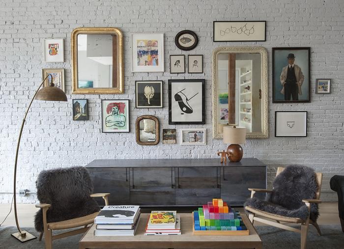 5 conseils pour d corer joliment ses murs frenchy fancy for Decoration miroir mur