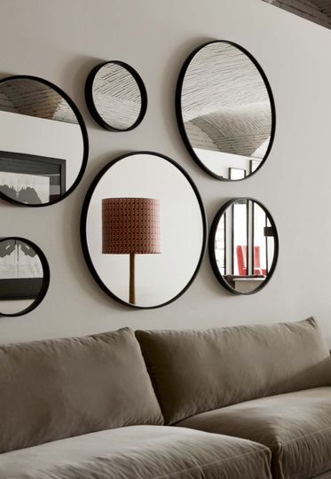 Accumulation de miroirs