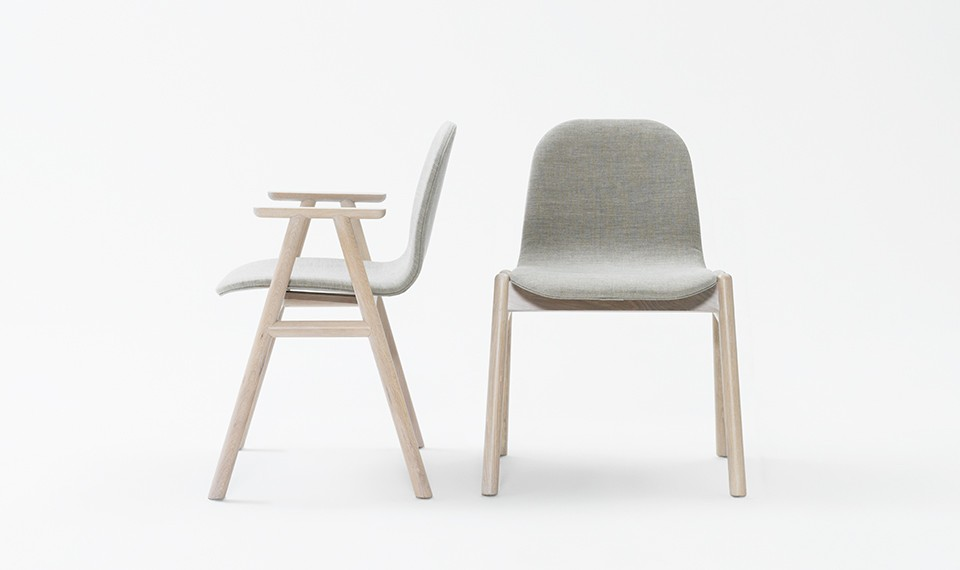 Chaise inspiration scandinave
