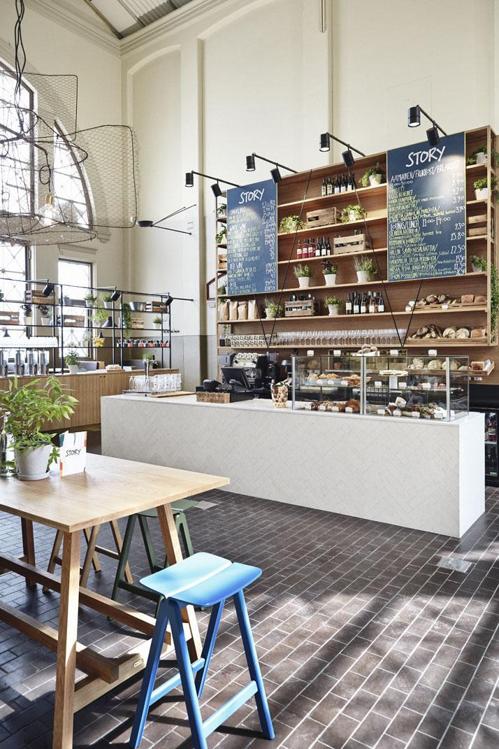 Restaurant design Helsinki