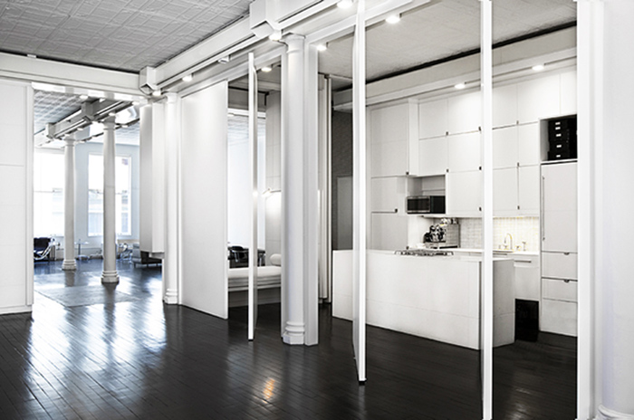 Favori Un loft en noir & blanc - Frenchy Fancy FC47