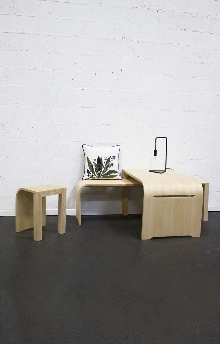 Mobilier inspiration scandinave