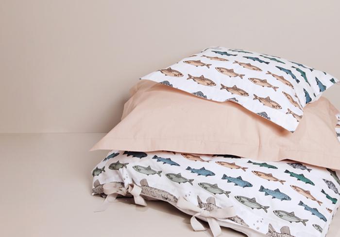Textiles chambre d'enfants