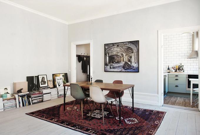 5 id es pour vous convaincre de d pareiller vos chaises frenchy fancy for Porte coulissante salle a manger pour deco cuisine
