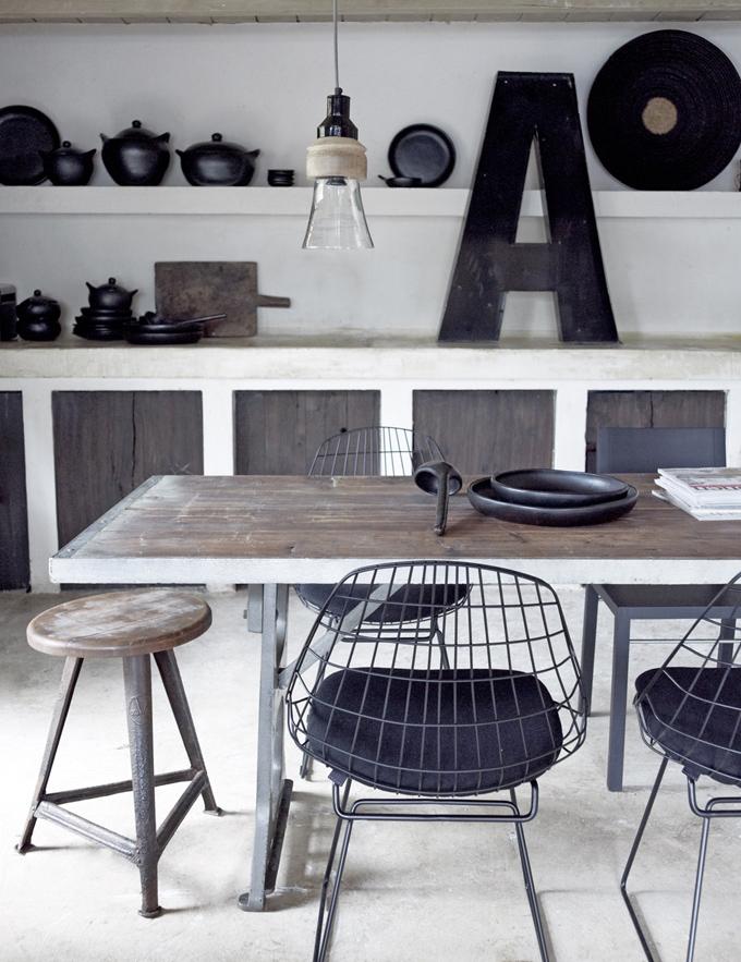 5 id es pour vous convaincre de d pareiller vos chaises frenchy fancy. Black Bedroom Furniture Sets. Home Design Ideas