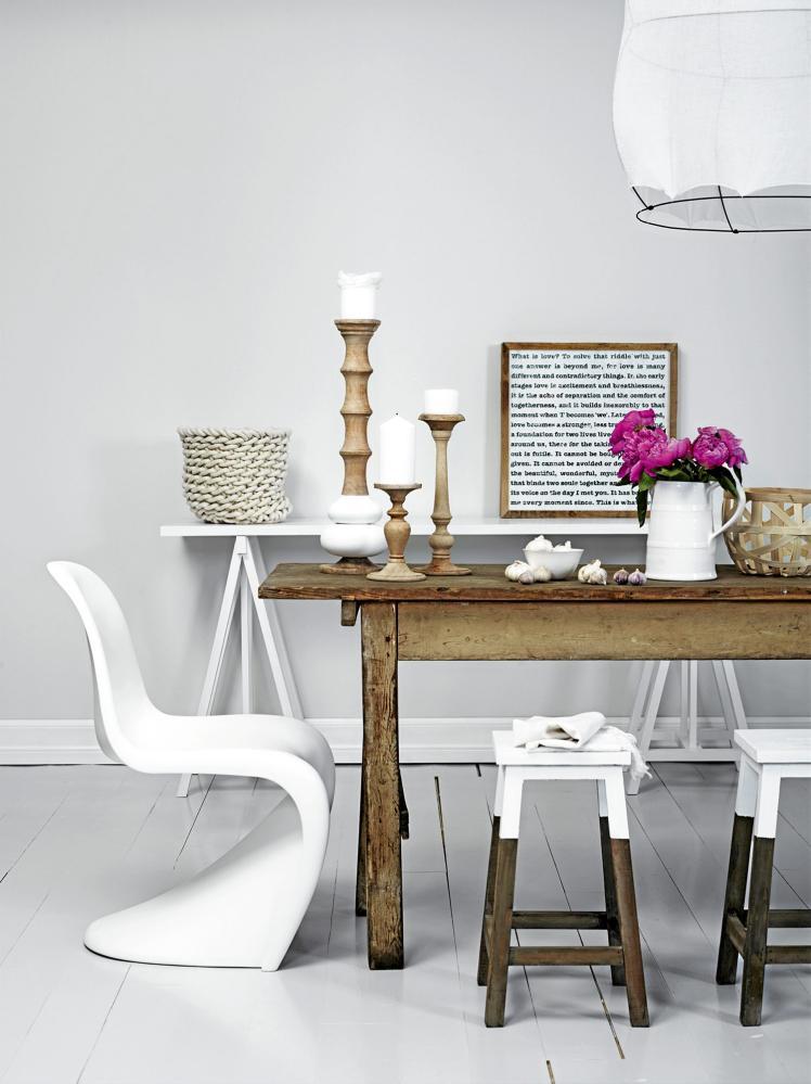 5 idées pour vous convaincre de dépareiller vos chaises de salle à manger