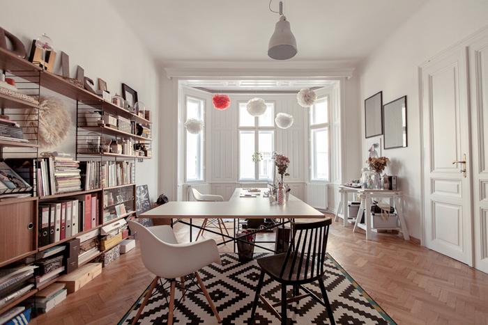 Chez Laura Karasinski, créatrice de l'Atelier Karasinski