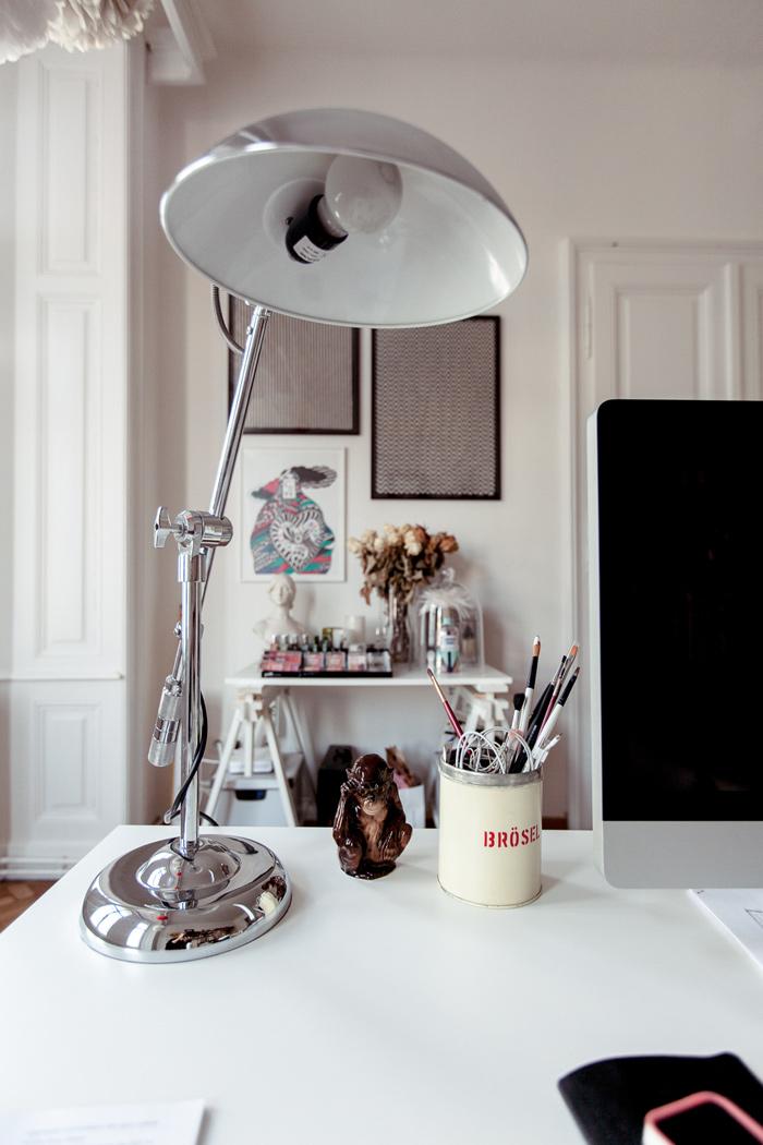Chez Laura, créatrice de l'Atelier Karasinski