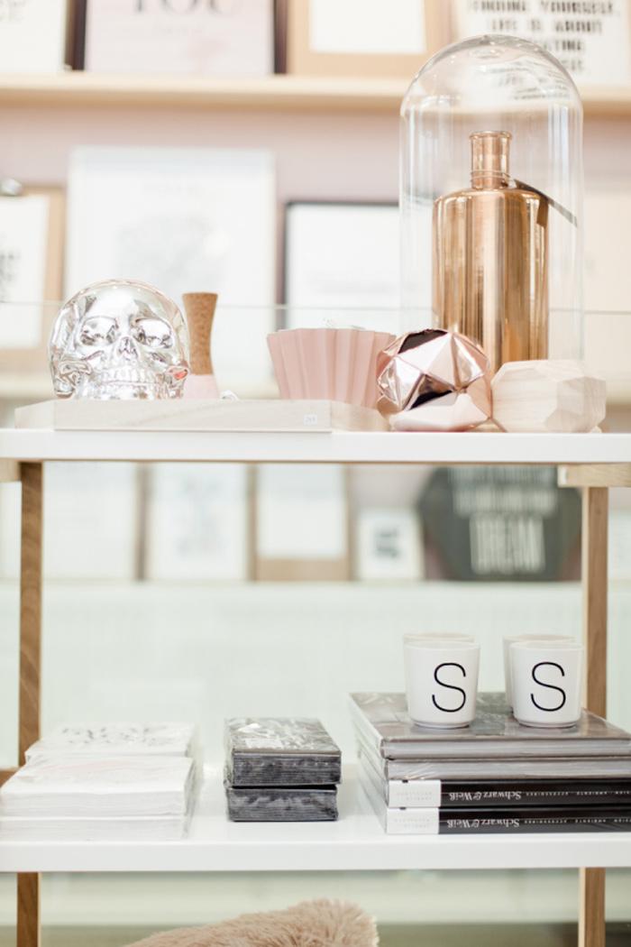 Décoration d'intérieur en rose pâle