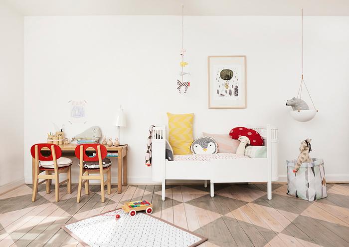 Décoration chambre d'enfant design