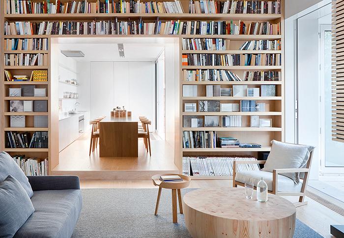 Esprit minimaliste et lignes contemporaines