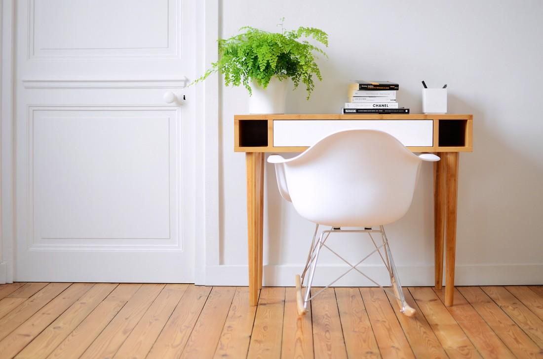 La recherche du bureau id al frenchy fancy - Secretaire meuble habitat ...