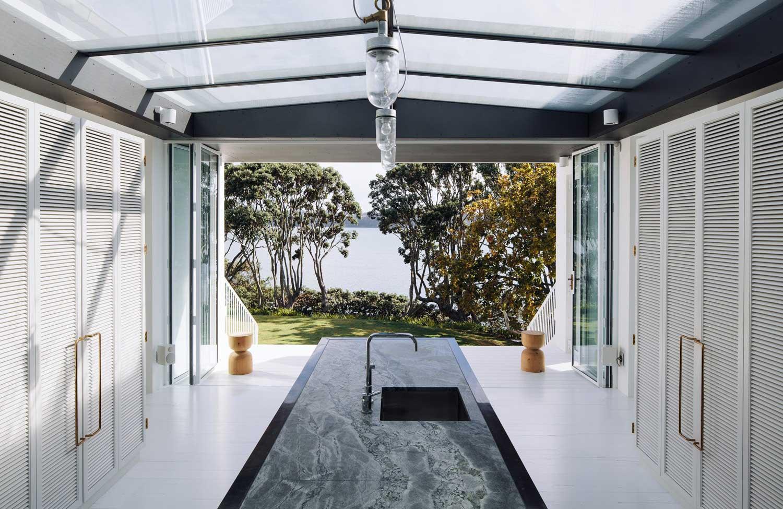 Villa avec vue sur la mer