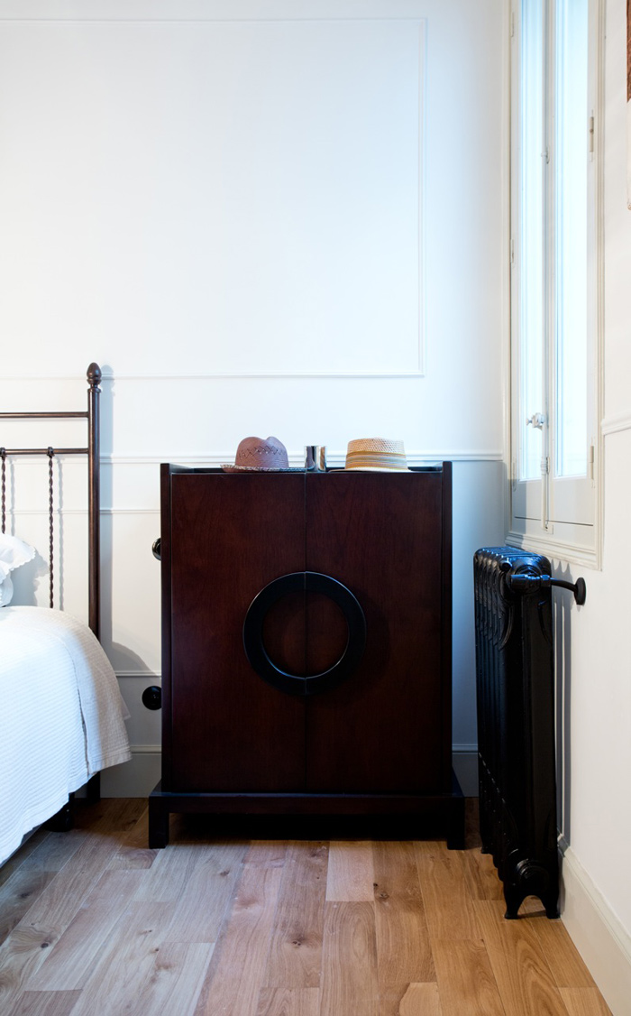 renovation appartement haussmannien madrid frenchyfancy 20 frenchy fancy. Black Bedroom Furniture Sets. Home Design Ideas
