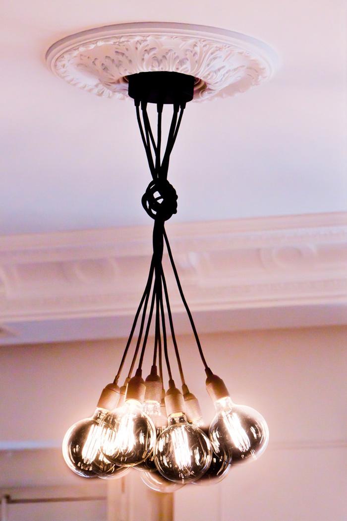 Suspension ampoules design