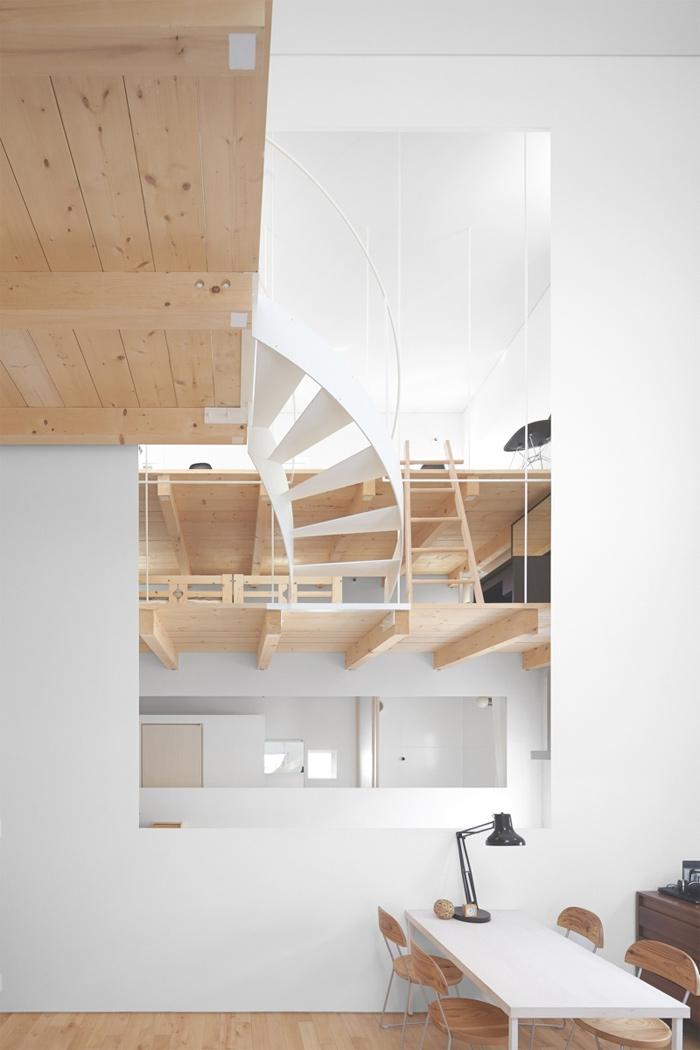 Architecture minimaliste au Japon
