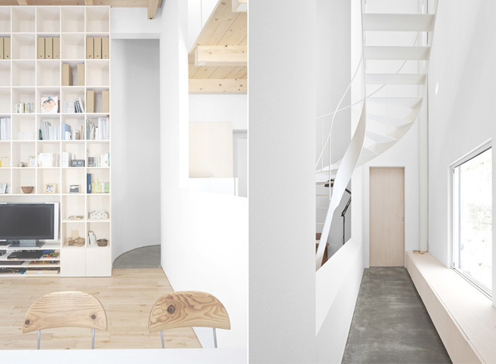 Minimalisme japonais frenchy fancy for Architecture scandinave contemporaine