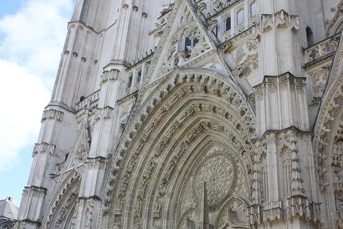 Visiter la Cathédrale de Nantes