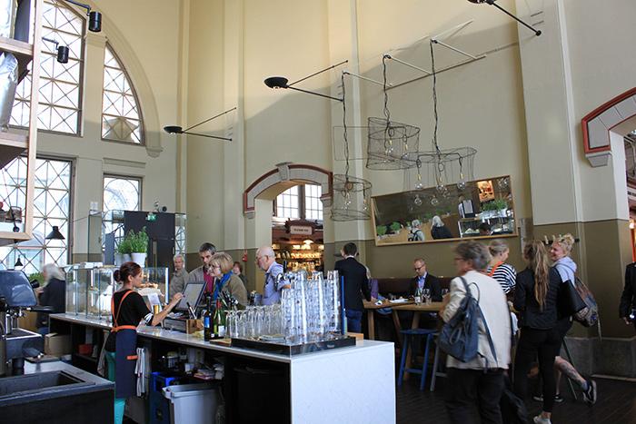 Restaurant Story Helsinki