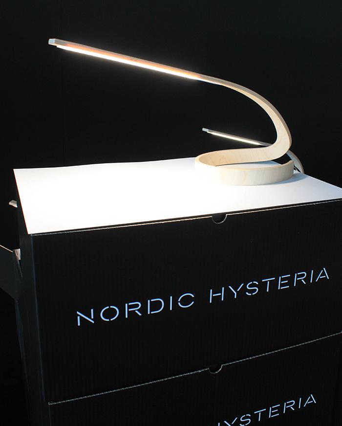 Nordic Hysteria design